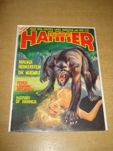 HOUSE-OF-HAMMER-18-VG-4-5-SEPTEMBER-1978-HAMMER-HORROR-MAGAZINE-B